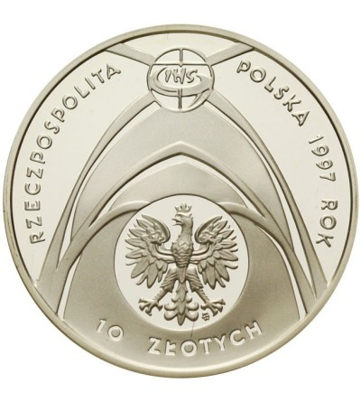 10 złotych 1997 - Eucharystia i wolność