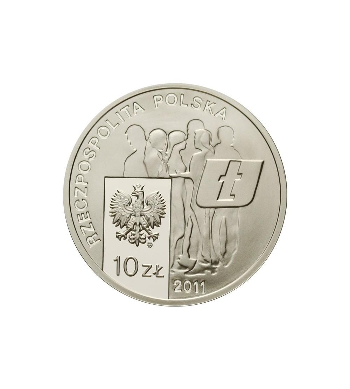 10 złotych 2011 - NZS