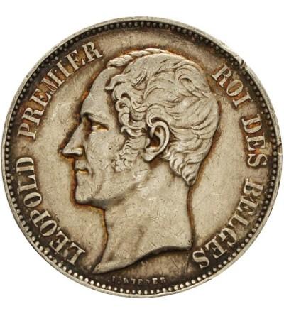 Belgia 5 franków 1865