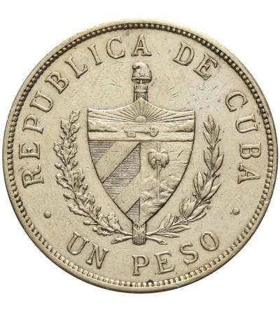 Kuba 1 peso 1932