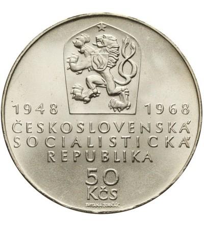 Czechosłowacja 50 koron 1968