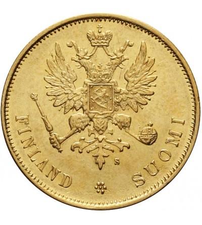 Finland 10 Markkaa 1878 S