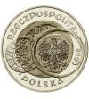 10 złotych 2000 - 1000 lat zjazdu w Gnieźnie