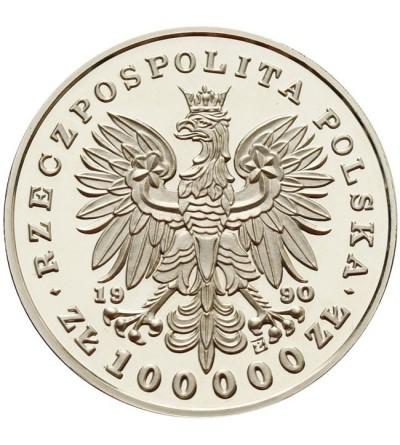 100.000 złotych 1990, Tadeusz Kościuszko
