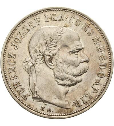 Węgry 5 koron 1907