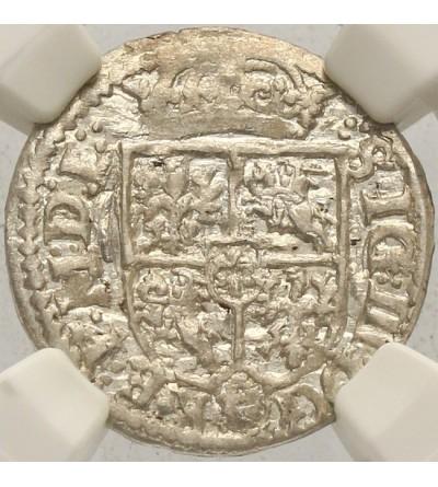 Poltorak (1/24 Taler / Dreipölker) 1619, Vilnius mint -  NGC MS61