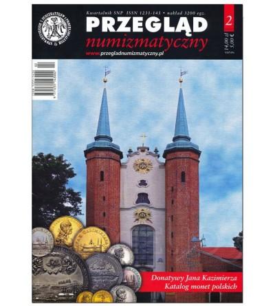 Przegląd Numizmatyczny nr. 69 - 2/2010