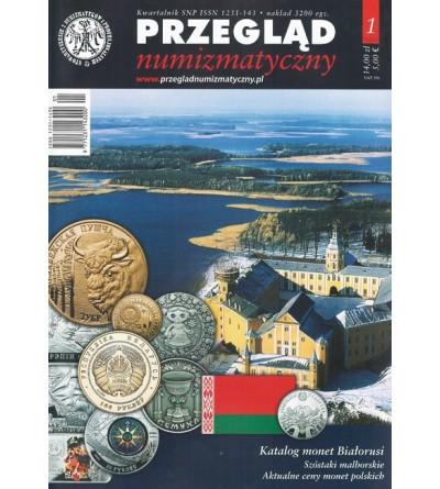 Przegląd Numizmatyczny nr. 76 - 1/2012