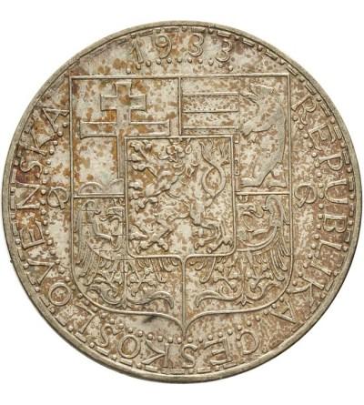 Czechosłowacja 20 koron 1933