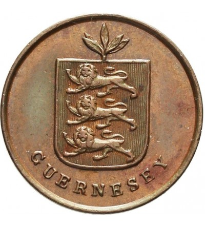 Guernsey 1 doubles 1830
