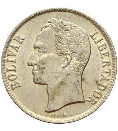Wenezuela 1 bolivar 1954