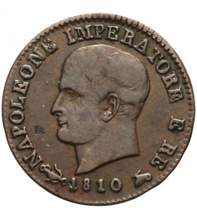 Włochy 1 centesimo 1810 V, Napoleon