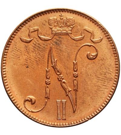 Finlandia 5 penia 1917