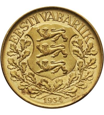 Estonia 1 korona 1934