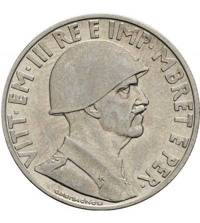 Albania 1 lek 1939 - włoska okupacja