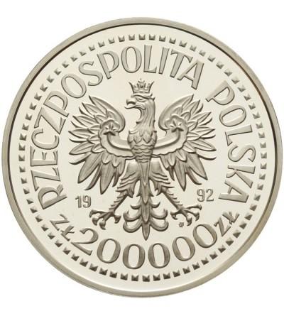 200.000 złotych 1992, Expo '92 Sevilla
