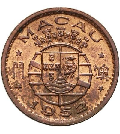 Makao 10 avos 1952