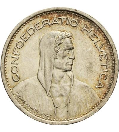 Szwajcaria 5 franków 1954