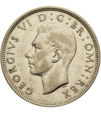 Wielka Brytania 1/2 korony 1940
