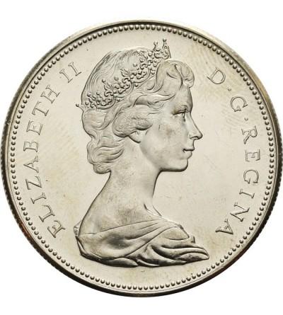 Kanada 1 dolar 1967