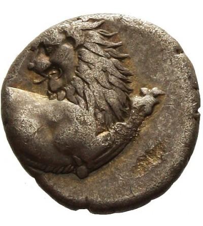 Tracja. Chersonez hemidrachma 350 - 300 p.n.e