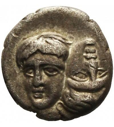 Moesia Inferior. Istros Trihemiobol IV w. p.n.e.