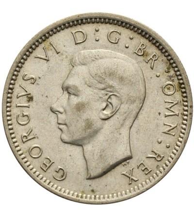 Wielka Brytania 6 pensów 1944
