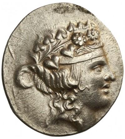 Tracja - Thassos tetradrachma ok. 146 - 50 r. p.n.e.