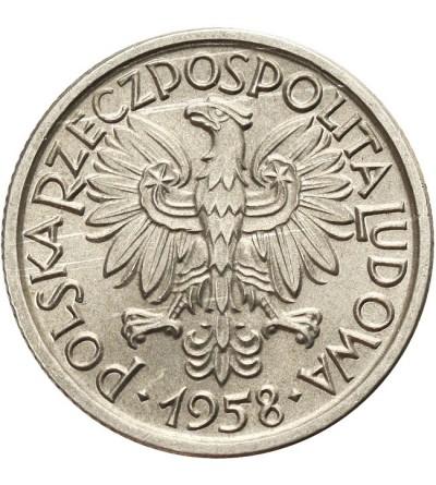 2 złote 1958
