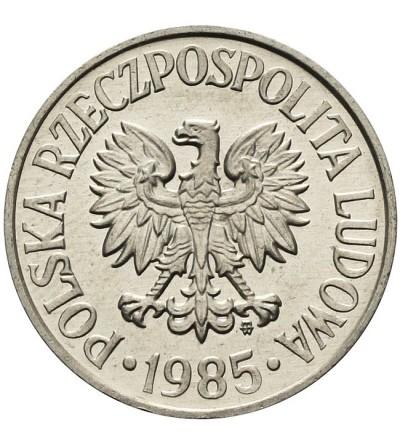 50 groszy 1985