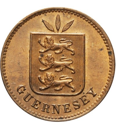 Guernsey 4 doubles 1902 H