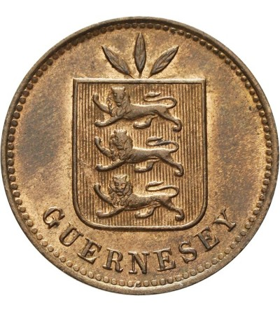 Guernsey 4 doubles 1903 H
