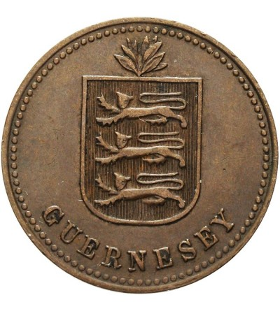 Guernsey 4 doubles 1914 H