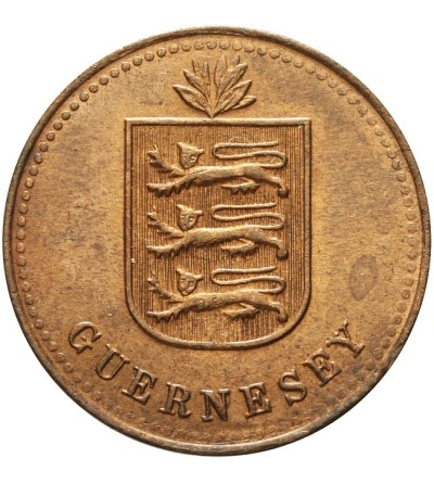 Guernsey 4 doubles 1920 H