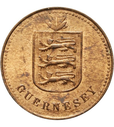 Guernsey 4 doubles 1945 H