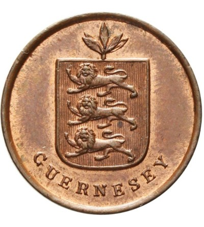 Guernsey 1 double 1830