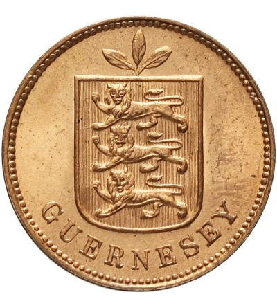 Guernsey 1 double 1893 H