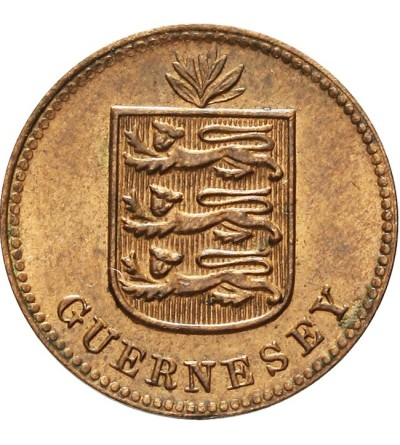 Guernsey 1 double 1911 H