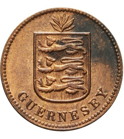 Guernsey 1 double 1914 H