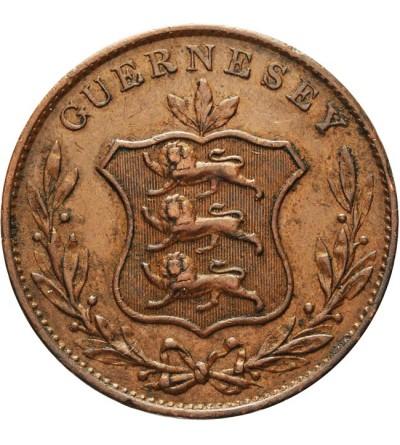 Guernsey 8 doubles 1834