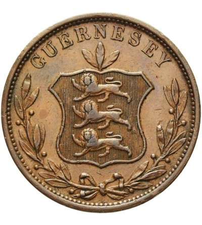Guernsey 8 doubles 1858