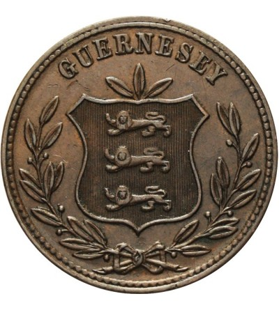 Guernsey 8 doubles 1874