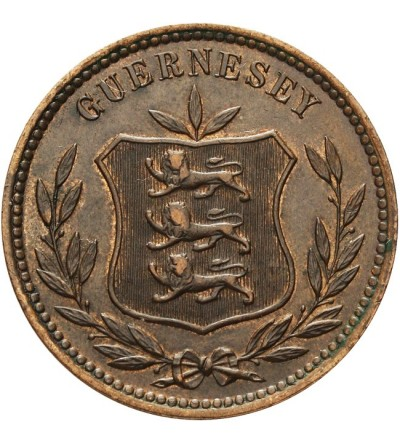 Guernsey 8 doubles 1911 H