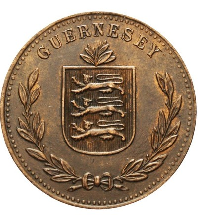 Guernsey 8 doubles 1918 H