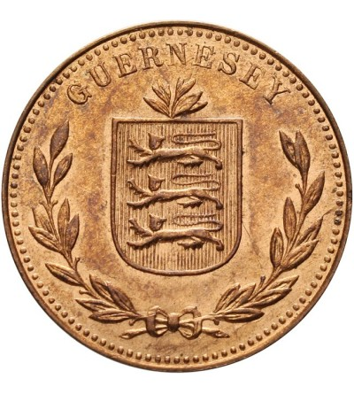 Guernsey 8 doubles 1945 H