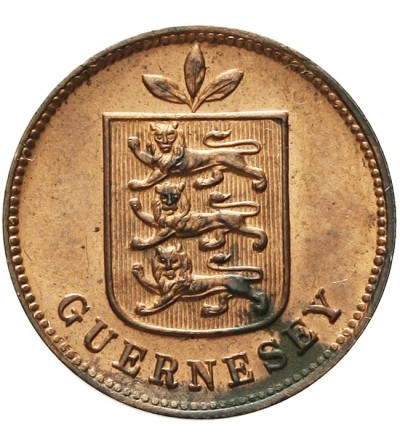 Guernsey 1 double 1899 H