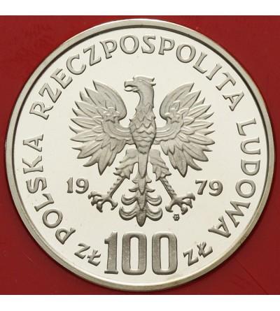 100 złotych 1979, kozica - próba
