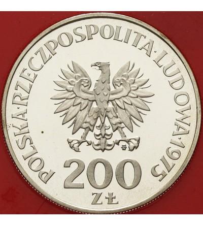 200 złotych 1975, XXX rocznica zwycięstwa - próba