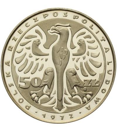 50 złotych 1972, Fryderyk Chopin - próba