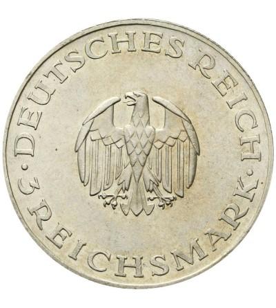 Weimar 3 marki 1929 G Lessing